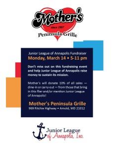 Mothers Fundraiser Flyer2